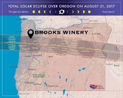 Oregon Ava Map by Brooks Winery Eclipse Event Travel Salem Absolutely Oregon