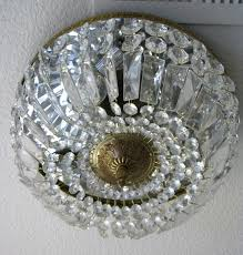 Crystal Flush Mount Lighting Bathroom Unique Flush Mount Light Fixtures For Bathroom Light