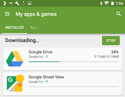 app updates android how to update all apps in android ask dave