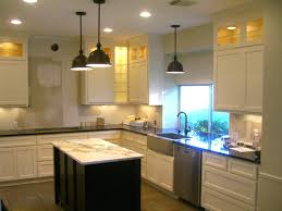 lighting in kitchen ideas kitchen lighting ideas for high ceilings pict us house and home