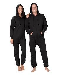 pitch black footless hoodie one hooded