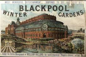 Winter Gardens Blackpool Postcode - history hunters blackpool winter gardens
