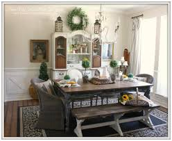 dining room decorating ideas country decor personable farmhouse