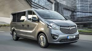 opel vivaro 2017 vauxhall has made a van for businesspeople motoring research