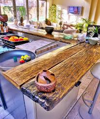 Diy Wood Kitchen Countertops Best 25 Wooden Countertops Diy Ideas On Pinterest Wood Kitchen