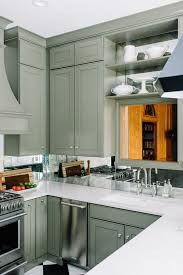 modern kitchen look this blogger u0027s affordable modern kitchen makeover is all kinds of