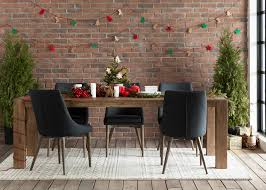 dining room table ls 3 holiday ready dining rooms structube lookbook structube usa