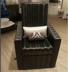 Pull Out Chair Monique Pedicure Chair