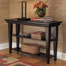 Black Console Table Easton Console Table Bassett Furniture