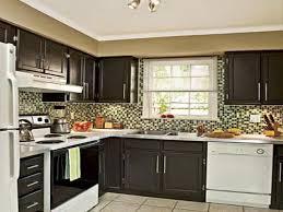 kitchen cabinets kitchen cabinets dark on bottom light on top