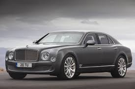 restricted version mulsanne and all 100 bentley all black we all recognize that the bentley is