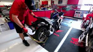 how to periodic maintenance u0026 service for your honda motorcycle