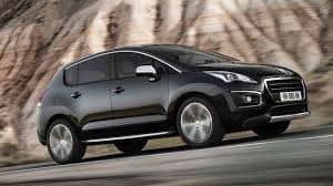 what car peugeot 3008 peugeot 3008 crossover gallery
