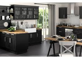 d co cuisine beautiful cuisine noir et blanc et bois pictures design trends