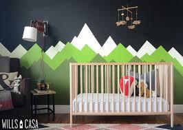 diy nursery ideas woodland wonder