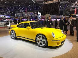 ruf porsche wide body the new ruf ctr is an all carbon daydream porsche the drive