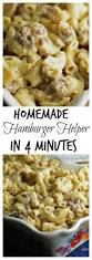 instant pot homemade hamburger helper adventures of a nurse