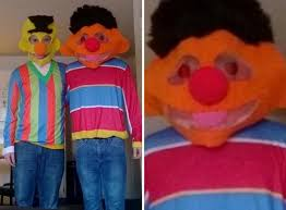 Bert Ernie Halloween Costume Vinescope 19 Halloween Costumes Failed Hard U0027ll
