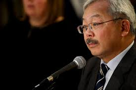 sf mayor lee stands up to trump says city remains a sanctuary