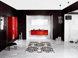 black white and bathroom decorating ideas to decorate with black and white