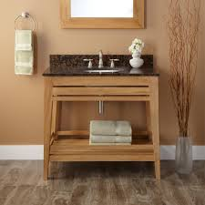 Modern Vanities For Bathroom by Contemporary Undermount Sink Vanity Signature Hardware