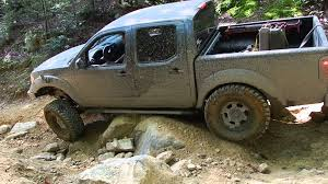 lifted 2003 nissan frontier nissan frontier off road youtube