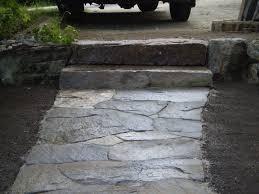 ideas about sloped backyard on pinterest hillside rock wall slide