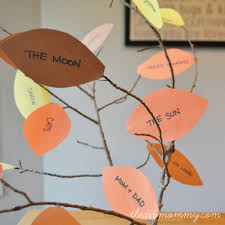 thanksgiving project for kids make a thankful tree a thankgiving kid u0027s craft u2013 tip tuesday