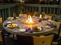 Firepit Ceramics Amazing Patio Furniture With Pit Table Or Amazing Patio Sets