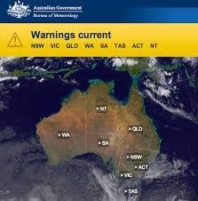 australian bureau meteorology weather update cockburn state emergency service