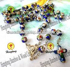 cheap rosaries aliexpress free shipping beautiful cloisonne rosary necklace