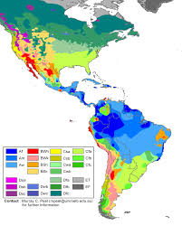 Map Americas file americas koppen map png wikimedia commons
