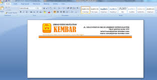 membuat novel di ms word index of wp content uploads 2012 12