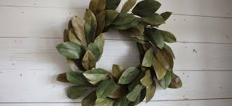 product spotlight signature magnolia wreath magnolia market