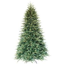 9 ft brighton pencil artificial tree with 500 clear