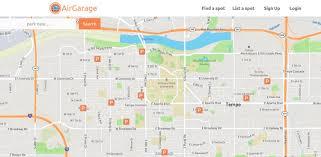 Major Map Asu Asu Students Create App For Less Painful Parking Kjzz