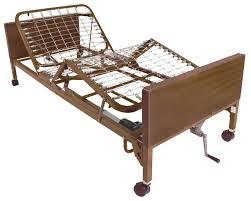 semi electric bed drive medical