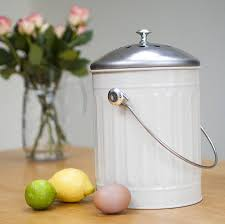 compost canister kitchen compost bin for kitchen more than a bin with kitchen