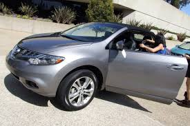 nissan murano old model nissan to end the awfulness murano crosscabrio to be discontinued