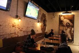 peek inside park u0026 field a new sports bar owners claim u0027is logan