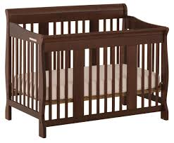 Fixed Side Convertible Crib by Storkcraft Stork Craft Tuscany 4 In 1 Fixed Side Convertible Crib