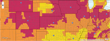 Radon Zone Map About Radon Testing U2013 In View Property Inspection