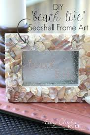 best 25 seashell frame ideas on pinterest seashell picture