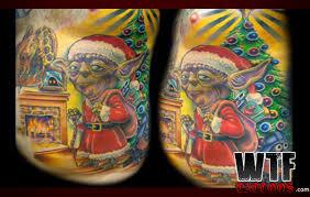 the night before christmas tattoos