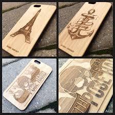 custom laser engraved wood samsung galaxy s5 bearded woodcraft