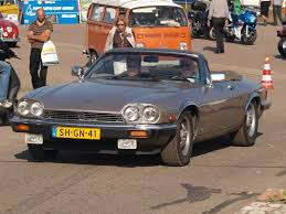 file 1988 jaguar xjs v12 convertible dutch licence registration sh