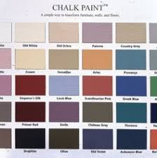 annie sloan chalk paint colors home sweet home pinterest