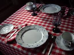 Formal Setting Of A Table How To Set A Table U003e Start Cooking