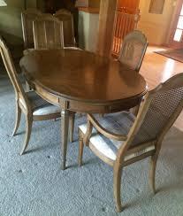 Teak Patio Dining Set - drexel furniture serial numbers vintage heritage bedroom henredon
