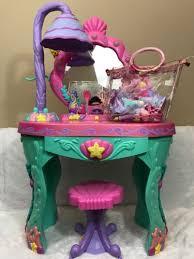 The Little Mermaid Vanity Disney Little Mermaid Magical Salon Vanity For Sale Classifieds